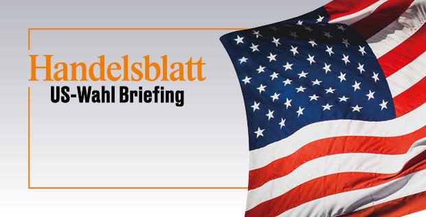 Handelsblatt US-Wahl Briefing